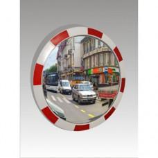 Дзеркало безпеки дорожнє Ultra Glass DZB-110 діаметр 1100 мм,