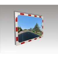 Дзеркало безпеки дорожнє Ultra Glass DZB-80х60 прямокутне 800х 600мм