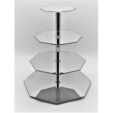 Стійка фуршетна Ultra Glass SF-232 350-160 зеркало