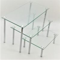 Гірка фуршетна Ultra Glass GF-11 500-250 прозора