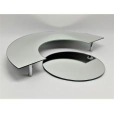 Стійка фуршетна Ultra Glass SF-26  600 300 дзеркало
