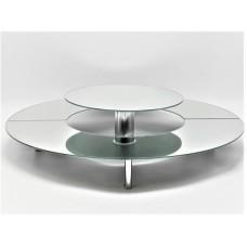 Стійка фуршетна Ultra Glass SF-25  600 300 дзеркало
