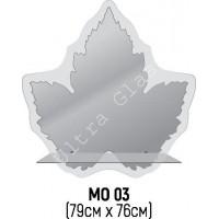 Зеркало фигурное МО-03