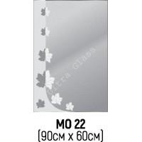 Зеркало прямоугольное  МО-22