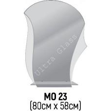 Зеркало фигурное  МО-23