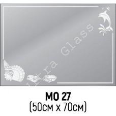 Зеркало прямоугольное  МО-27