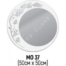 Зеркало круглое  МО-37